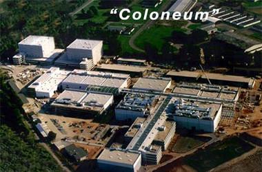 """RTL im """"Coluneum"""" Köln"""